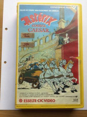 VHS Asterix contra Caesar