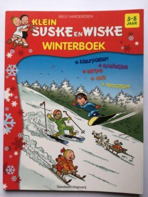 Klein S&W Winterboek 5-8 jaar