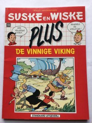 Vinnige Viking 13 Plus Rood
