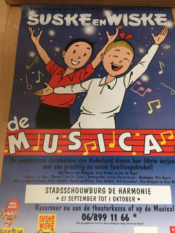 Poster Musical