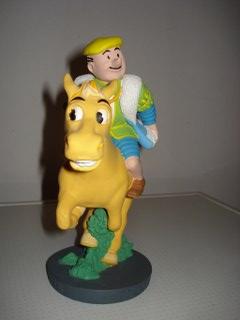 Het Gouden Paard SW 17