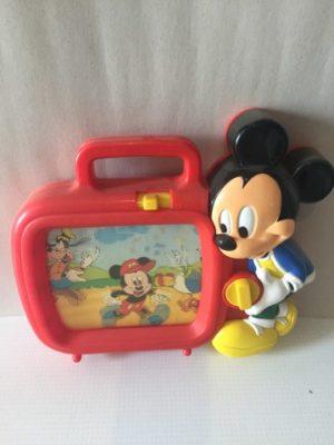 Mickey Mouse muziekkoffer