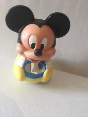 Mickey Mouse tuimelaar met muziek