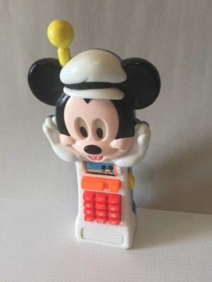 Mickey Mouse telefoon