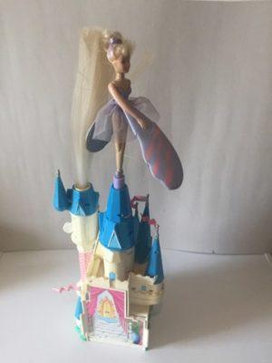 Disney kasteel met fee