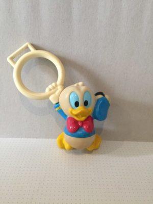 Donald Duck met hang ring