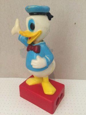 Donald Duck als puntenslijper