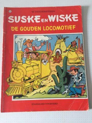 162 De Gouden Locomotief eerste druk
