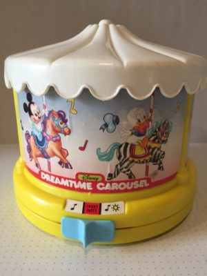 Mickey Mouse Dreamtime Carousel