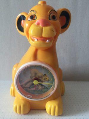 Lion King Klokje