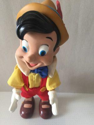 Pinokkio beweegbaar