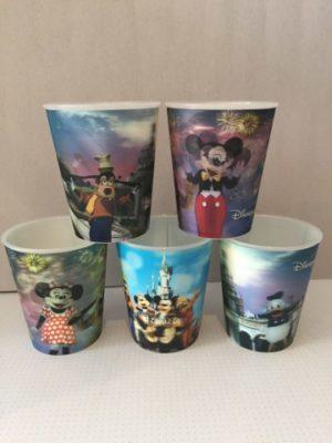 Mickey en Minnie Mouse drinkbekers