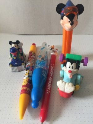 Mickey Mouse curiosa assortie