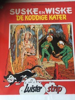 LP De koddige kater(74)