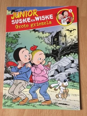 Junior Grote griezels (3) Softcover