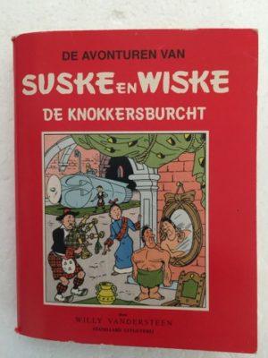 De Knokkersburcht Bijlage van Jerom Leblon beeldje