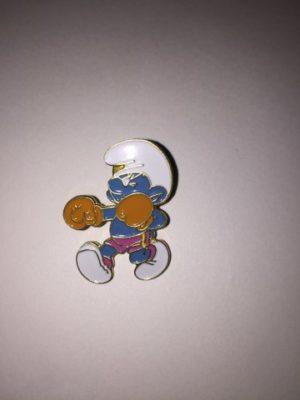 Pin Smurf bokst