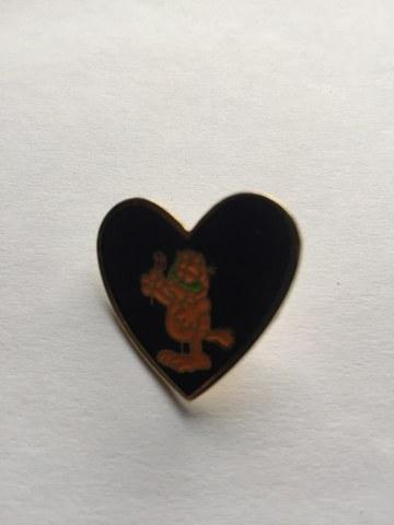 Pin Hartvorm Teigetje