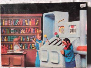 Puzzel Clipper De Teletijdmachin
