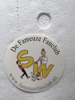Sticker De fameuze Fanclub