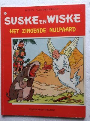 131 Het zingende nijlpaard