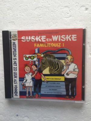 CD Rom Uit 1999 Familiequiz 1