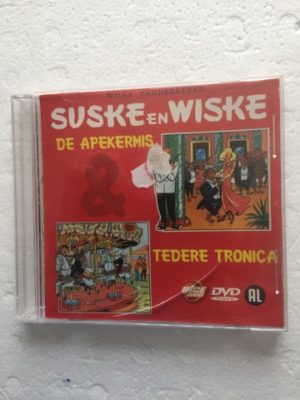 DVD Uit 2004 De Apekermis en Tedere Tronica