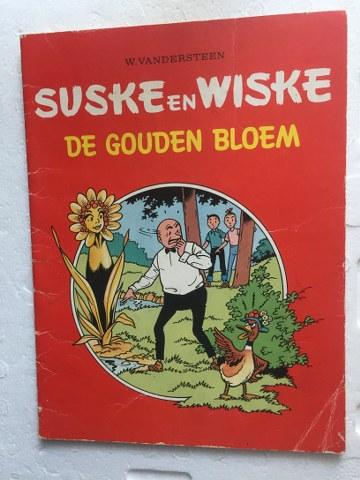 De Gouden Bloem tweetalig Nederlands Engels