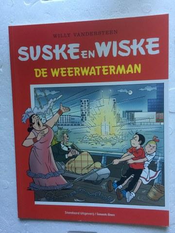 De weerwaterman Almere