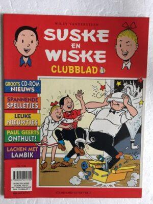 Clubblad 1 Is bijlage rode reeks nr 257