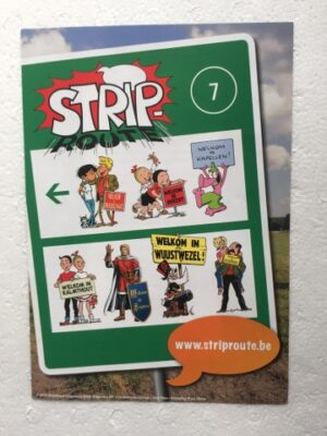 Folder strip 7