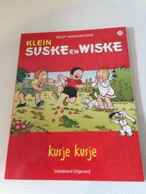 Klein Suske Wiske Kusje kusje 10