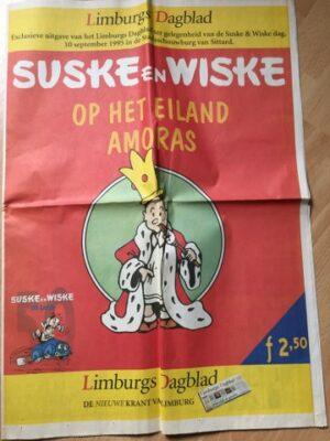 Limburgs dagblad Het eiland Amoras