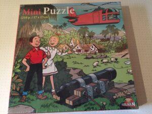 Puzzelman Mini Puzzel