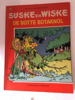 Rode reeks eerste druk (185) De botte botaknol
