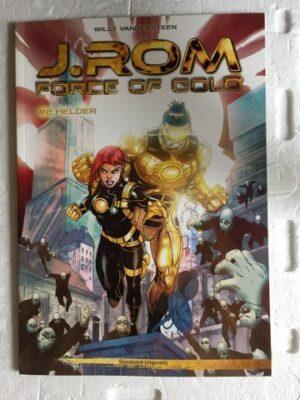 J.Rom 2 Force of Gold Helder