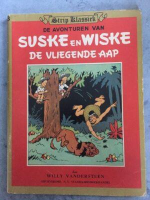 Strip Klassiek 3 De Vliegende aap