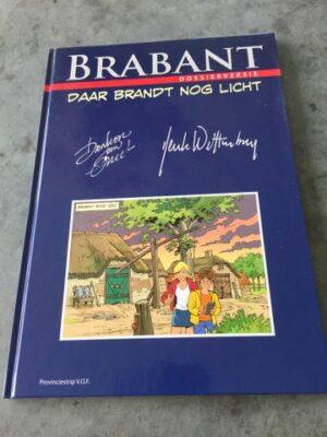 Brabant Daar brandt nog licht Blauw HC Dossierversie