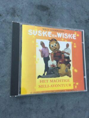 CD Het machtige Meli-Avontuur