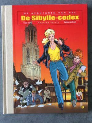 De Sibylle- Codex Dossier editie HC