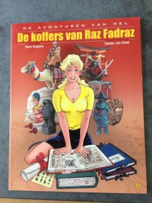 De koffers van Raz Fadraz