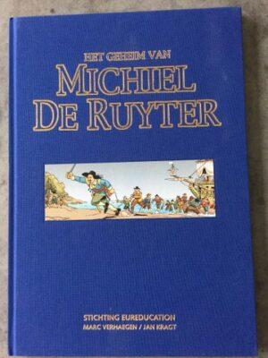 Michiel de Ruyter linnen uitgave