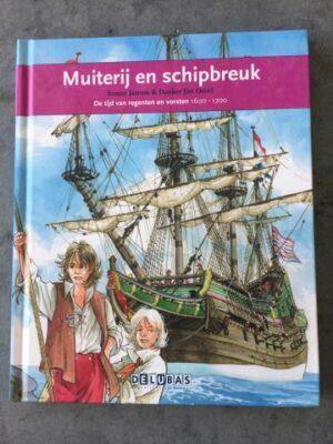 Muiterij en Schipbreuk Hardcover