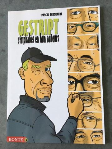 Gestript Stripbabes en hun auteurs