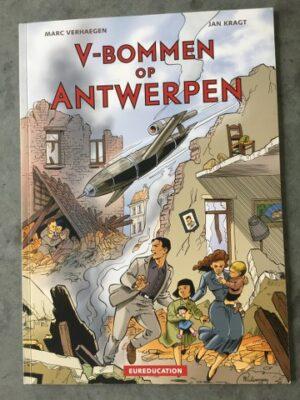 V-Bommen op Antwerpen Marc verhaegen