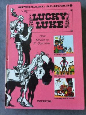 Lucky Luke Speciaal Album 3 HC