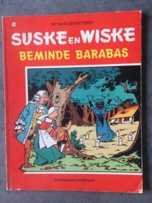 156 Beminde Barabas Eerste druk