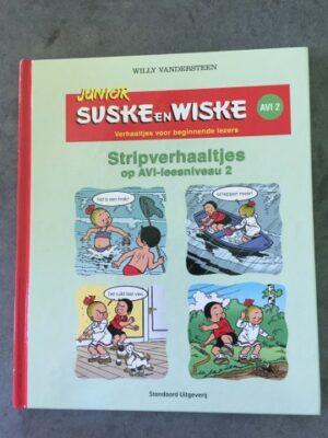Junior S&W stripverhaaltjes Hardcover AVI -2