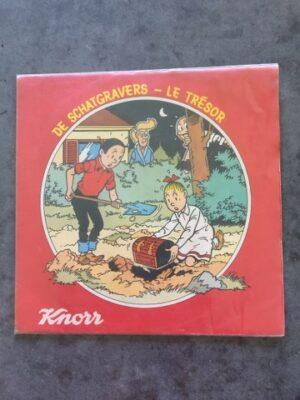 Knorr Single De schatgravers compleet