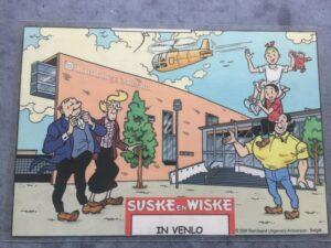 Krantenknipsel Geplastificeerd S&W in Venlo